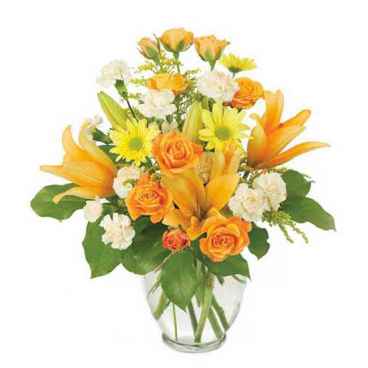 arrangement floral - FCE-212