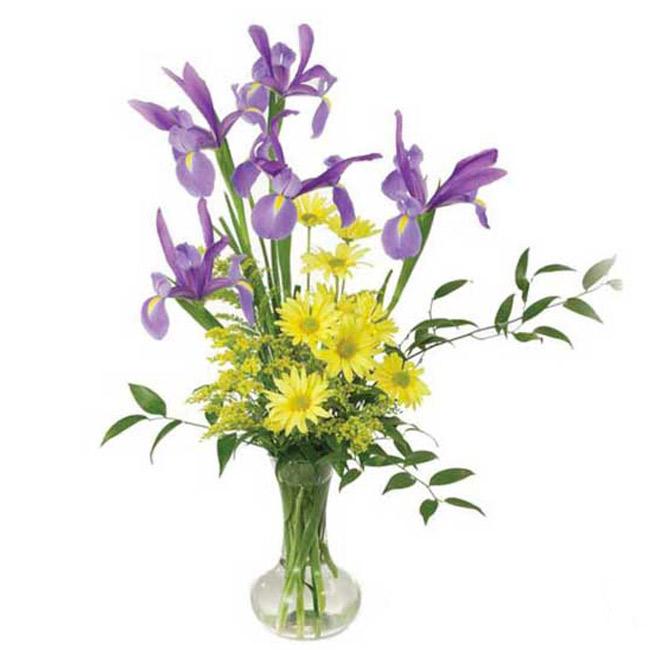 arrangement floral - FCE-218