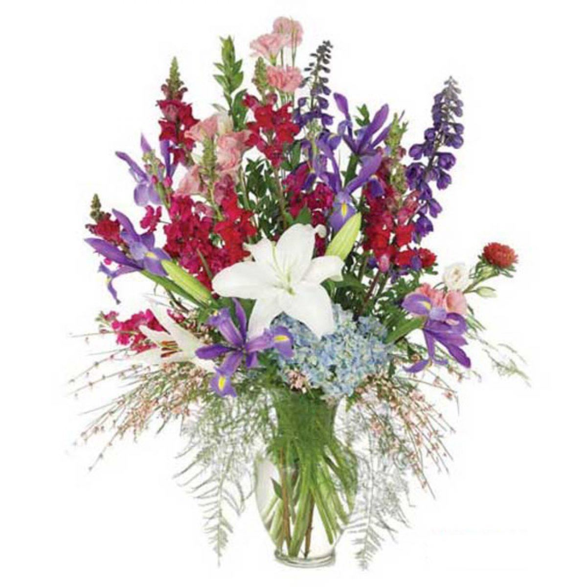 arrangement floral - FCE-222