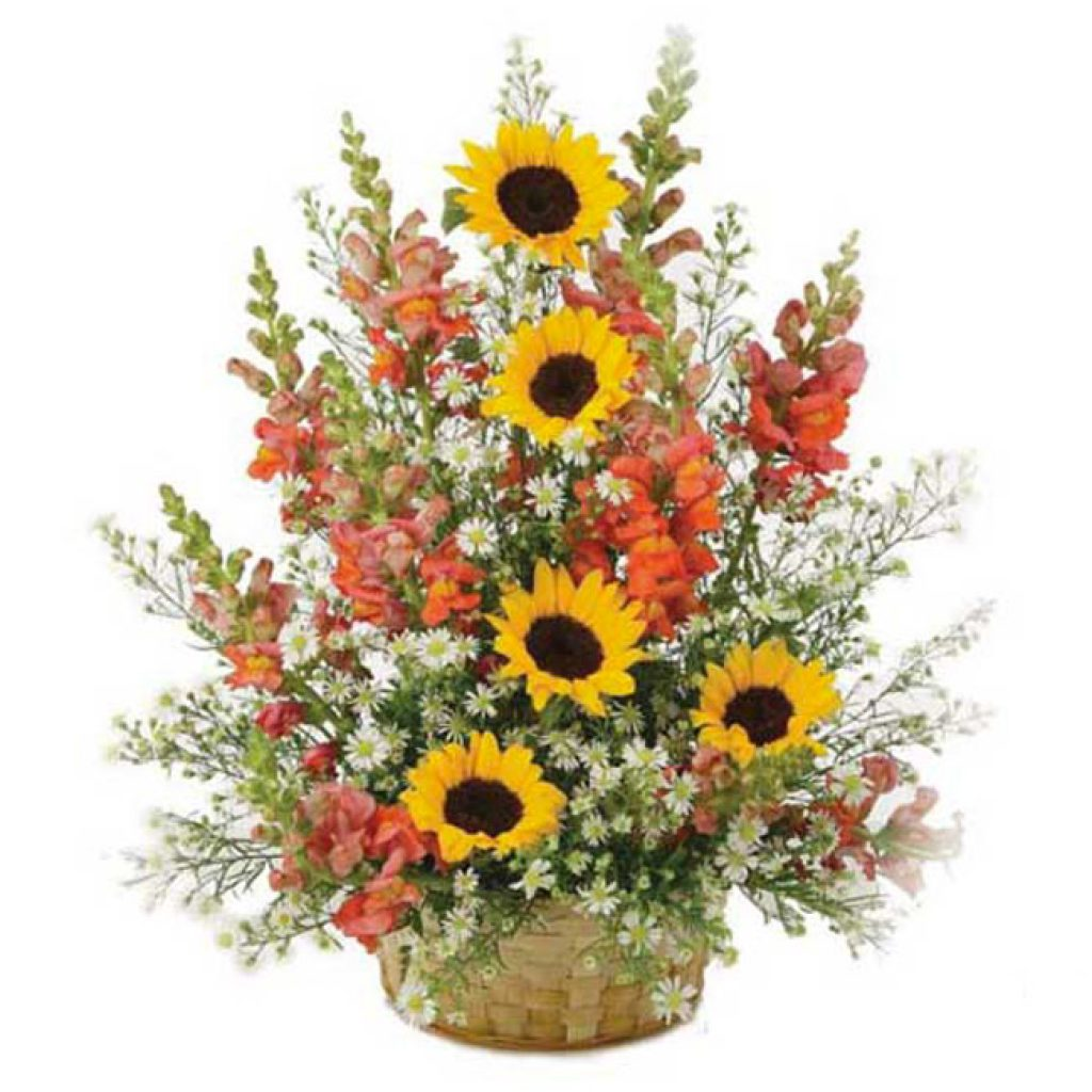 arrangement floral - FCF-121
