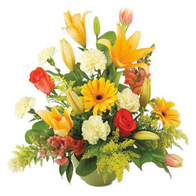 arrangement floral - FCF-123