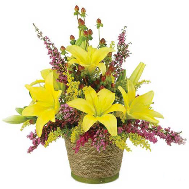 arrangement floral - FCF-124