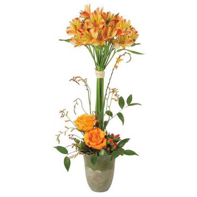 arrangement floral - FCF-125