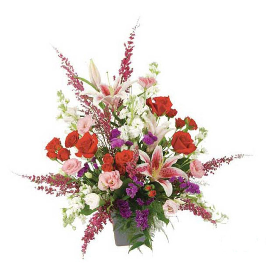 arrangement floral - FCF-129