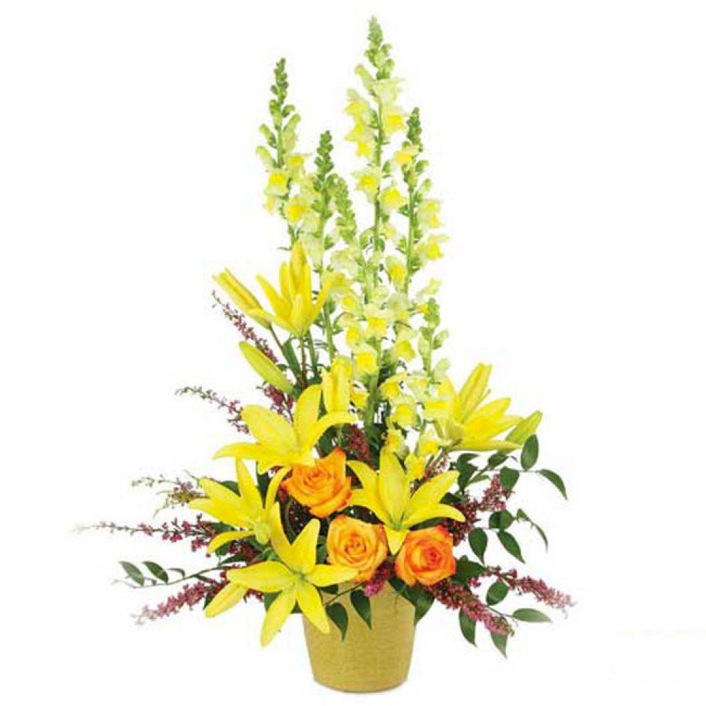 arrangement floral - FSY-503