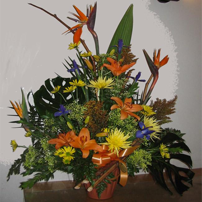 arrangement floral - STM-522