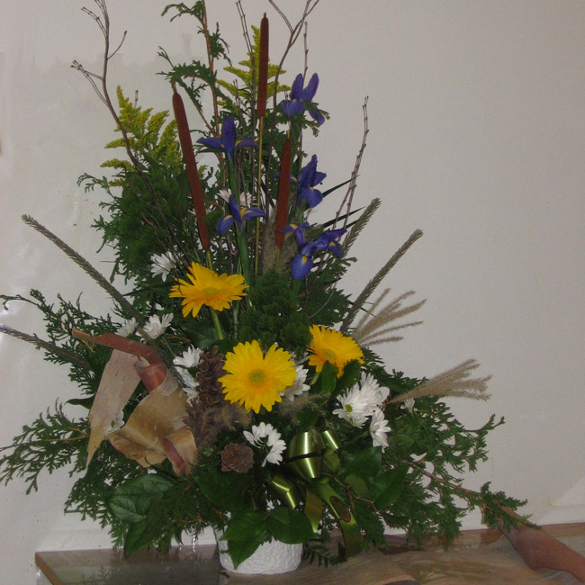 arrangement floral - STM-525