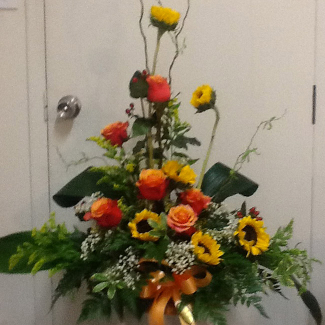 arrangement floral - STM-531