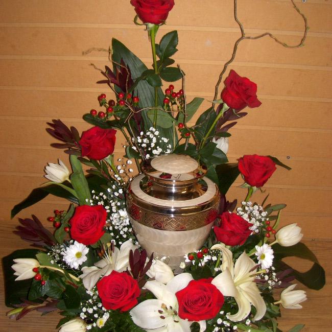arrangement floral - STM-553