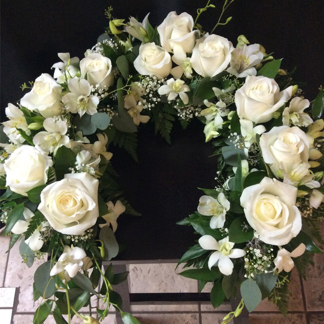 arrangement floral - STM-555