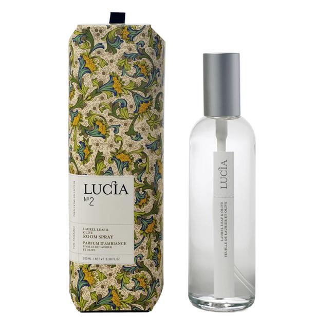 Parfum olive et laurier
