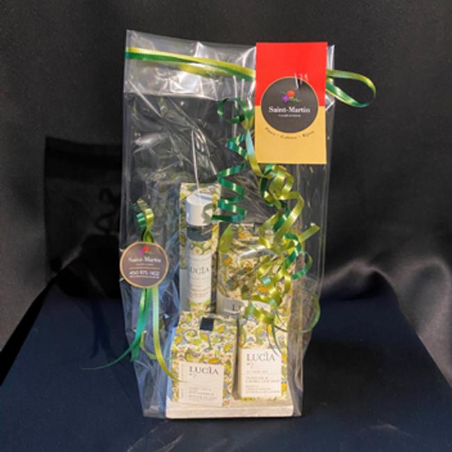 Lucia 2 paquet cadeau