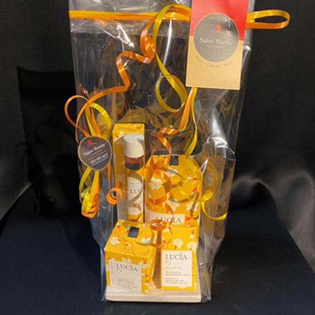 Lucia 3 paquet cadeau